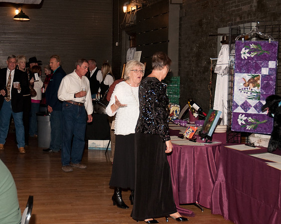 Wine & Whiskers 2011