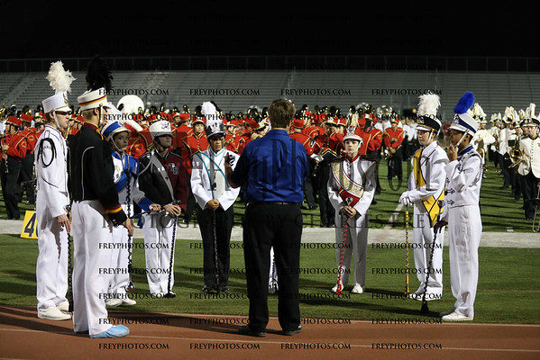 Nov. 6th, 2013 Placentia Yorba Linda Unified School District Band Pageant