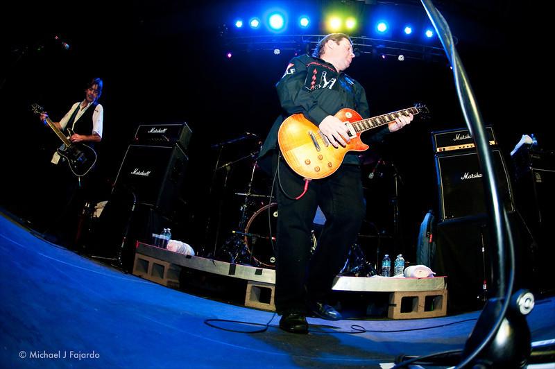 Stiff Little Fingers Summit Music Hall Denver, CO  August 20, 2011