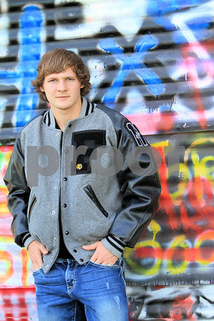 Preston Doll Senior Pics
