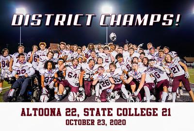 District Champs SE 16X24 Poster