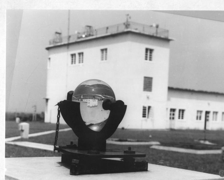 Estação meteorológica