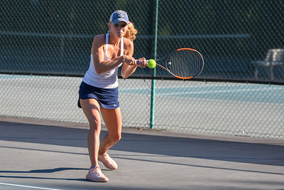Girls Tennis vs. Asheville Trailblazers