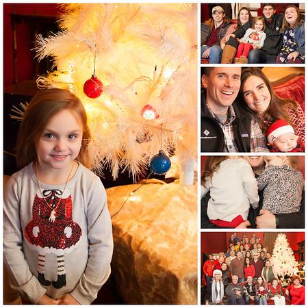 Rogers Family Christmas | 2016-18