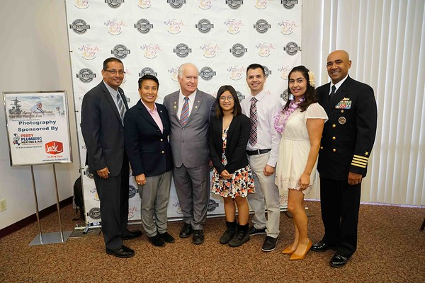 Salute the Navy National City Chamber 2018