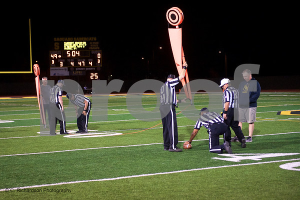 Officials  Saguaro vs Estrella Foothills  11-02-18