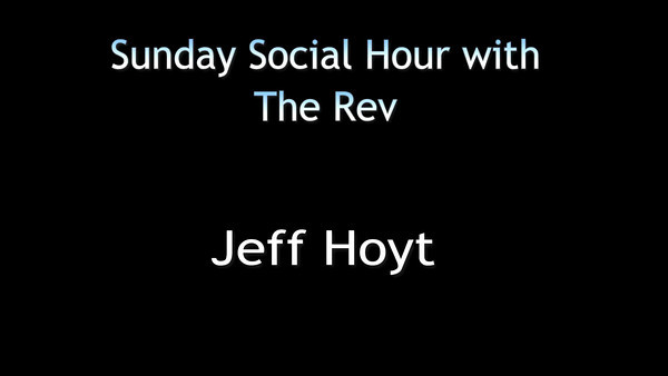 Sunday Social Hour with The Rev at Open Space
