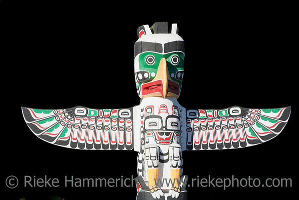 Totem Poles - Tribal Art