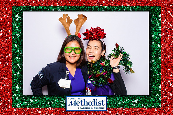 Houston Methodist Holiday Party