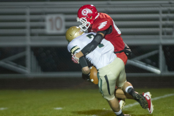 Goshen vs. Wawasee Football
