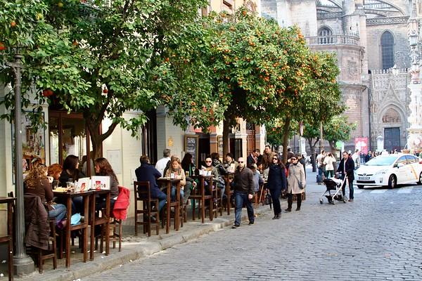1. Seville