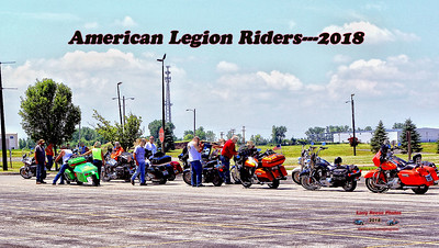 Motorcycle Rally American Legion Riders(Findlay)