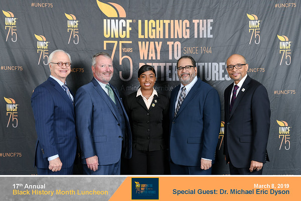 2019 UNCF LUNCHEON VIP IMAGES