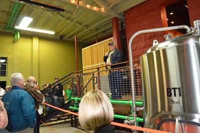 Freebridge Brewery Ribbon Cutting
