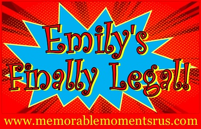 Emily's 18th Birthday