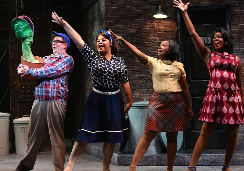 Little Shop of Horrors for Geva Theatre Center (NY)