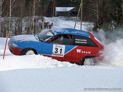 28.01.2006 - Nordic Solutions Ralli, Kuopio