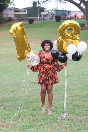 SHANIA'S 18TH BIRTHDAY