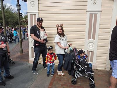 2018-04-18 Disneyland