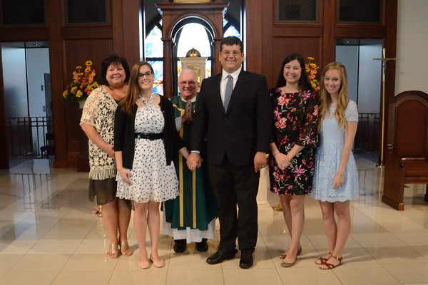 2018 Sept 30 Wedding at Corpus Christi Catholic Church