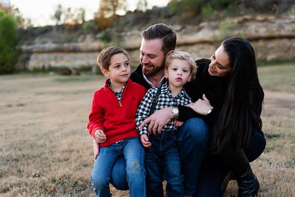 Munden Family Fall 2019