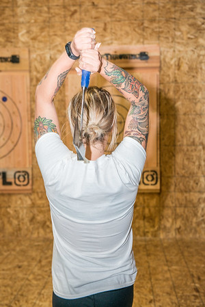 Bad Axe Throwing 7.7.2017 Daly City
