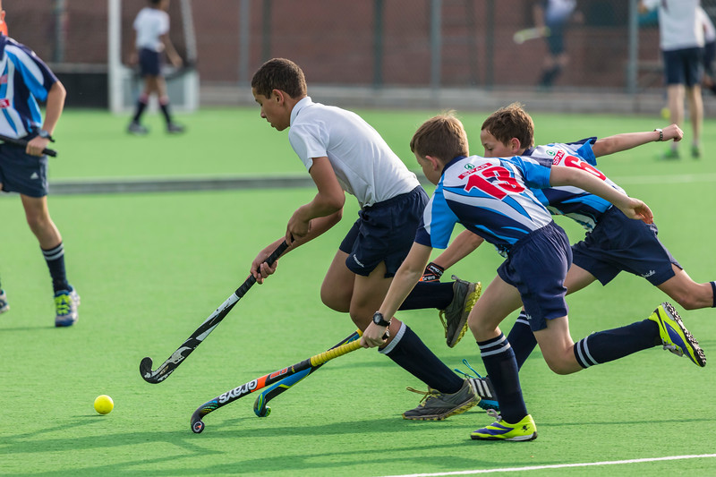 Hockey u12 Eversdal vs. Gericke