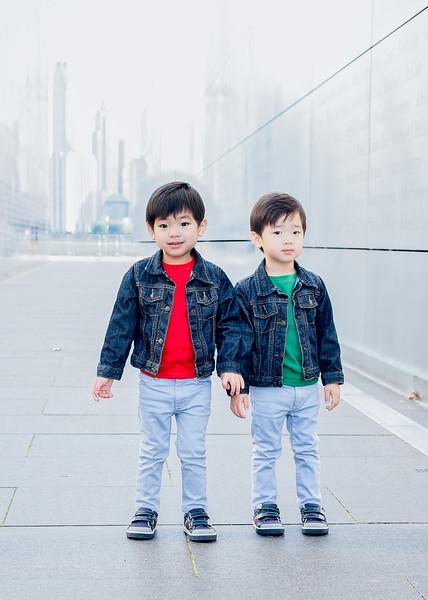 Chu Family 2019