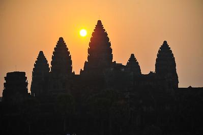 Angkor Archaeological Park 2011