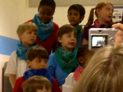 Isaac's 1st Grade Musical