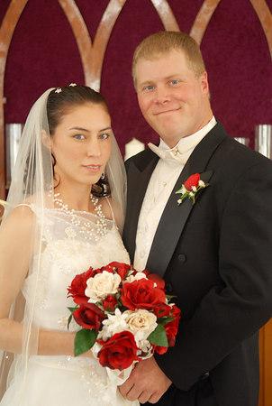 Tanya and Chris