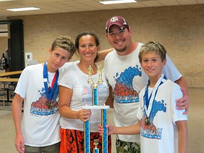 2012 Swim Team