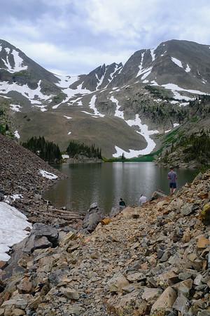 Lake Agnes Colorado