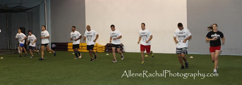 2012 Training Camp Day 1