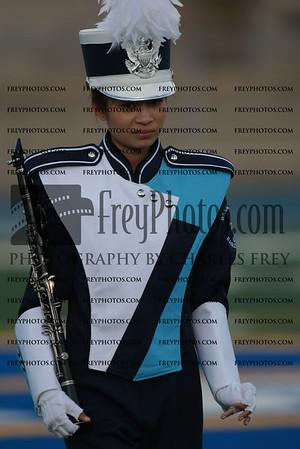 Nov. 1st, 2014 SCSBOA Mira Mesa High School Invitational Band Review & Field Tournament