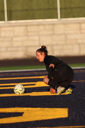 2020 Varsity Girls Soccer vs Rosemount