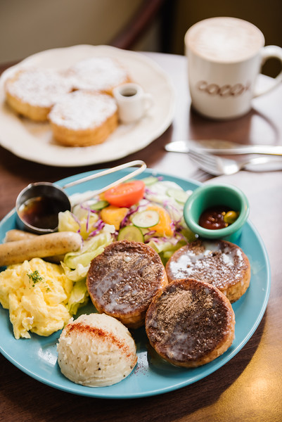 La : tRee brunch 樹兒早午餐 | 美食攝影