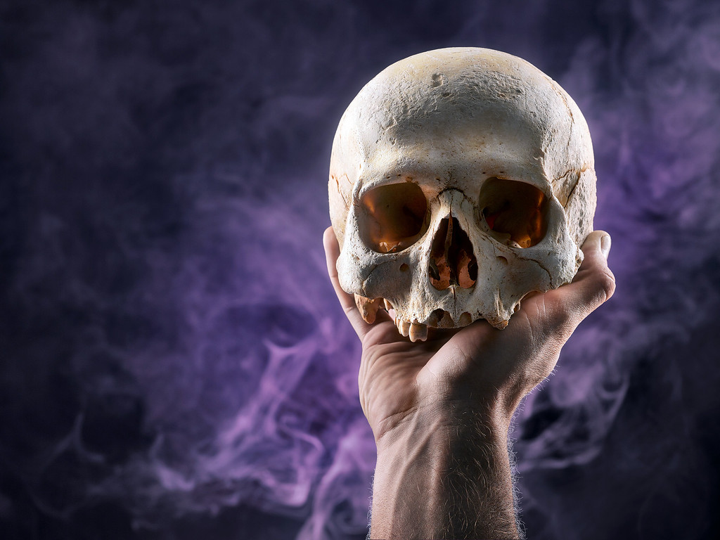 ". ""Hamlet,\"" produced by Great Lakes Theater, is on stage March 31 through April 15 at Playhouse Square\'s Hanna Theatre. For more information, visit greatlakestheater.org. (Courtesy of Great Lakes Theater)"