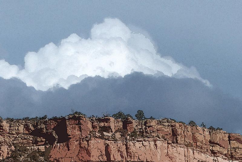 Rim Clouds