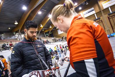 Nederlands kampioenschap Indoor 2017