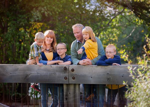 Sorensen Family 2014