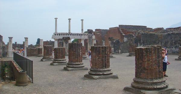 Pompeii May 2009