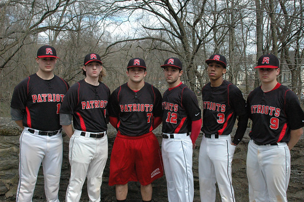 Spring Seniors & Captains