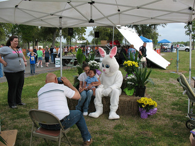 2010 Orange Easter Egg Hunt