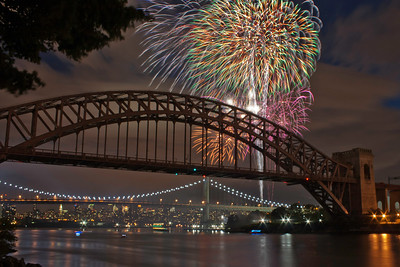 ASTORIA FIREWORKS 2012
