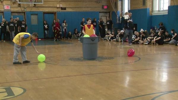 Balloon Pop Footage