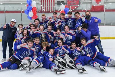 2021.02.26 Ice Hockey: NVHSL Pure Championship