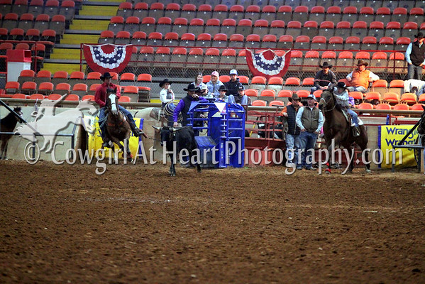 ALL TEAM ROPING