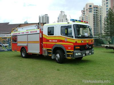 QFRS Fleet 957