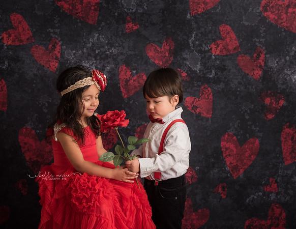 Sweet Aquilino Siblings